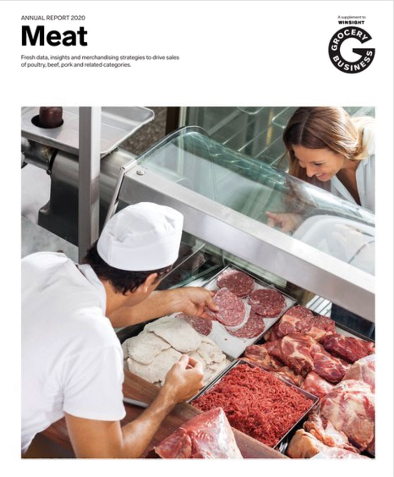 Winsight Grocery Business Magazine Meat Handbook 2020 Issue