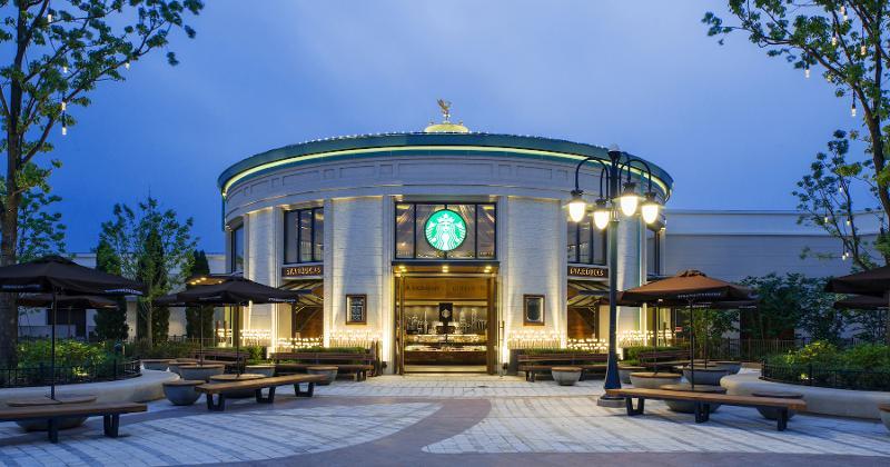 Starbucks disneytown