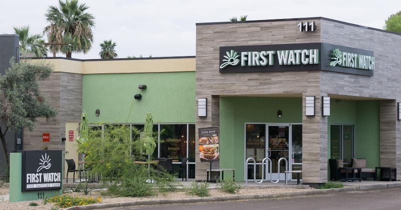 first watch storefront