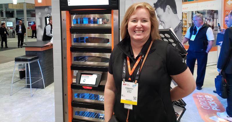 Kimberly Carroll of Apex Supply Chain Technologies