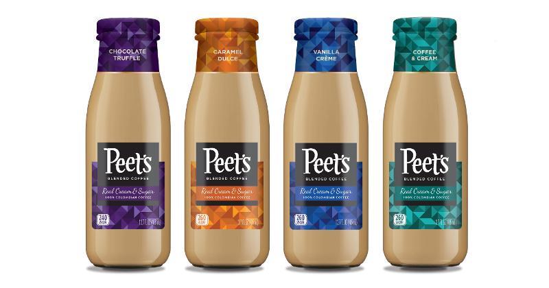 Peet's Blended Coffee