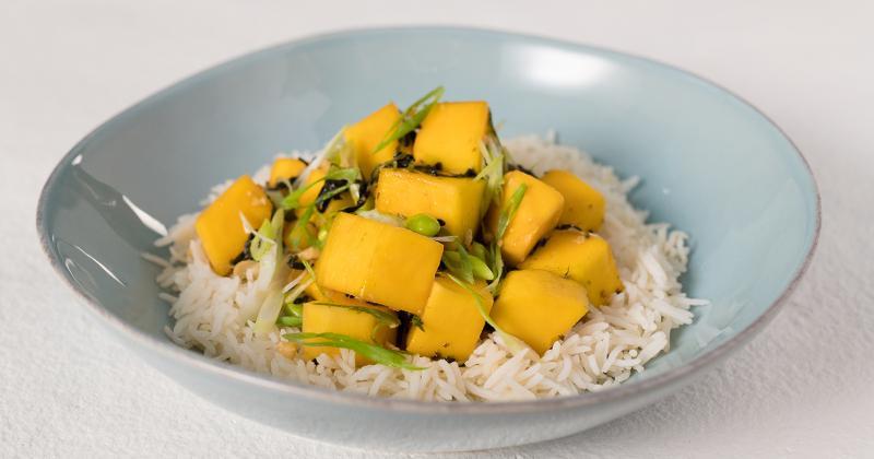 green mango poke