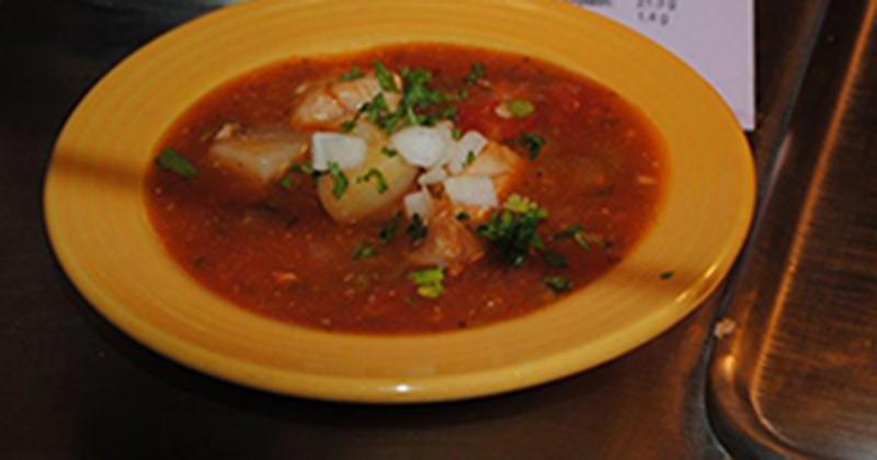 Green Chile Turkey Stew