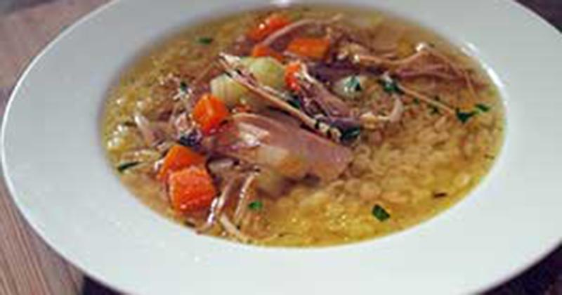 Oliver's Chicken Stew