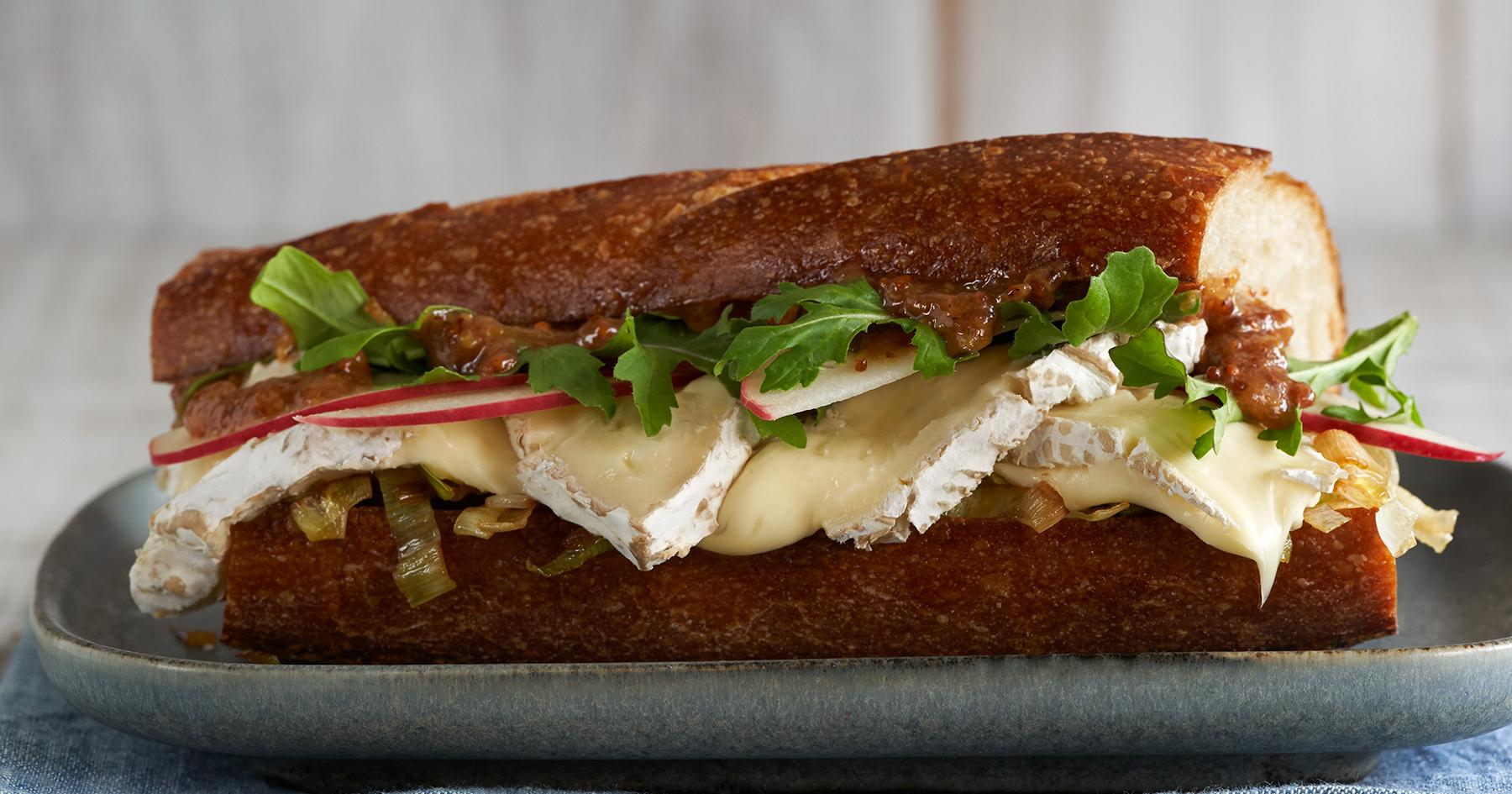 Mt. Tam Baguette Sandwich