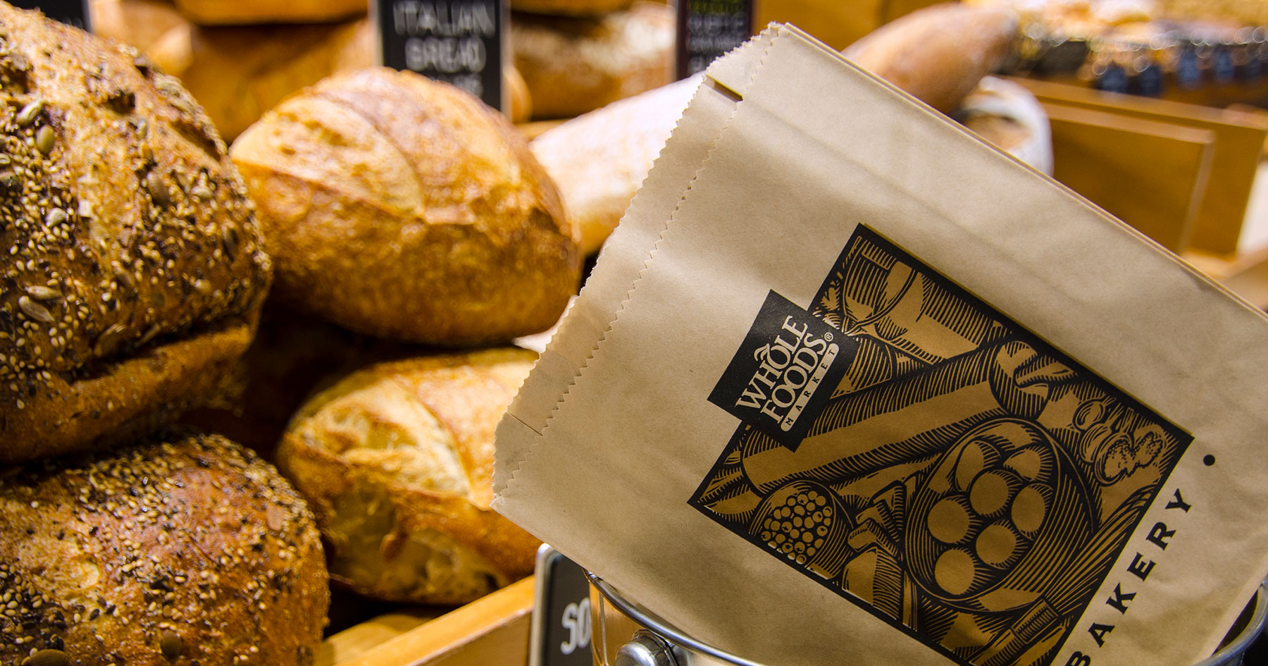 Amazon Pulls the Plug on Whole Foods' Gluten-Free Bakehouse