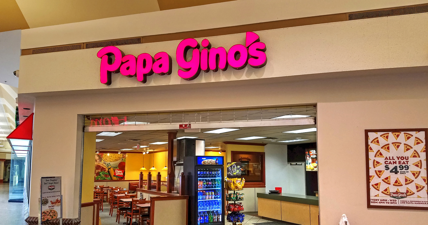 Papa John S Vet Lands Atop Papa Gino S D Angelo As Ceo Popular papa gino's promo codes & sales. papa john s vet lands atop papa gino s