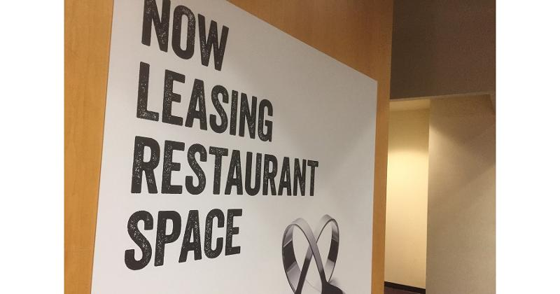 restaurant lease space