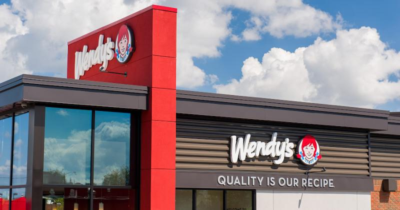 Wendy's storefront