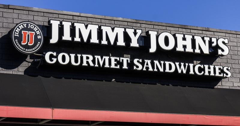 jimmy johns storefront