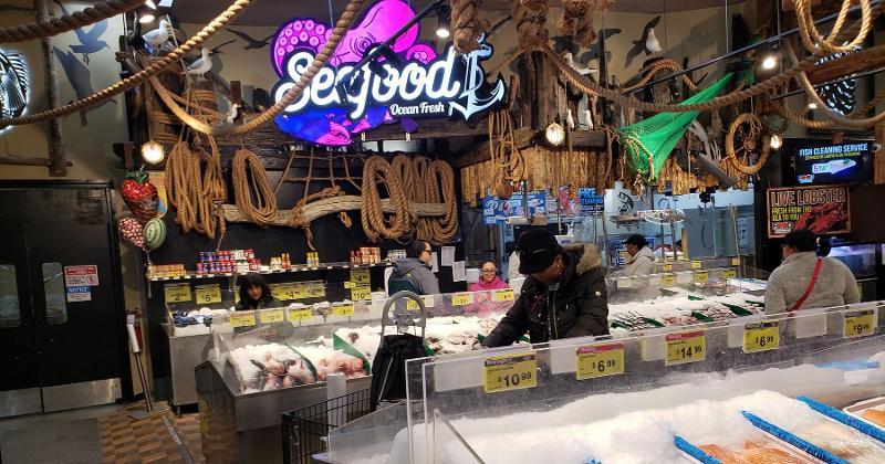 FoodBazaar Seafood