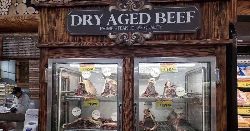 FoodBazaar Dry Age