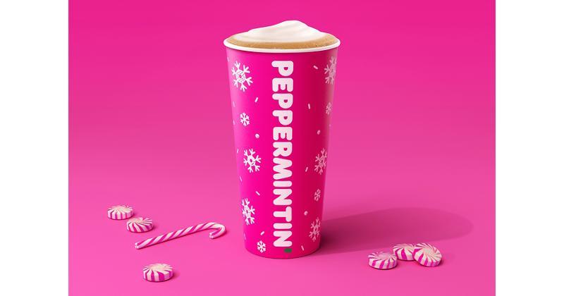 Peppermint Mocha Americano
