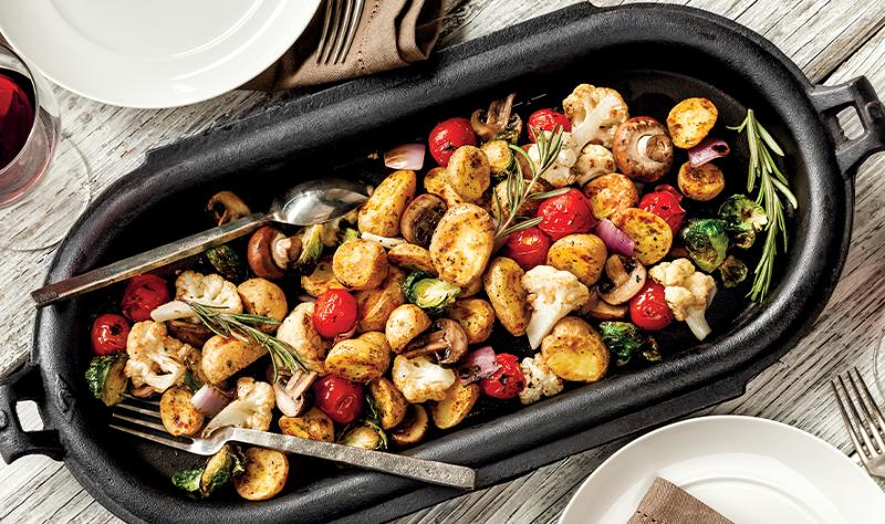simplot roasted veggies