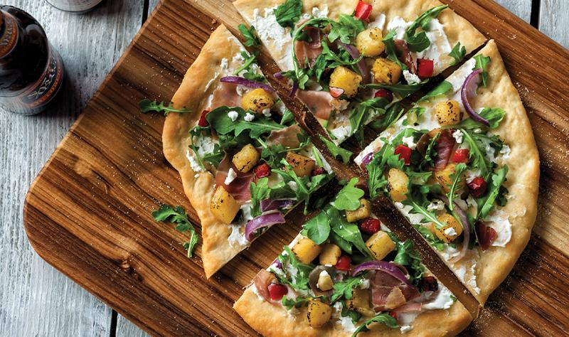 simplot pineapple pizza