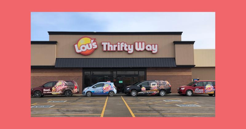 Lou's Thrifty Way Market