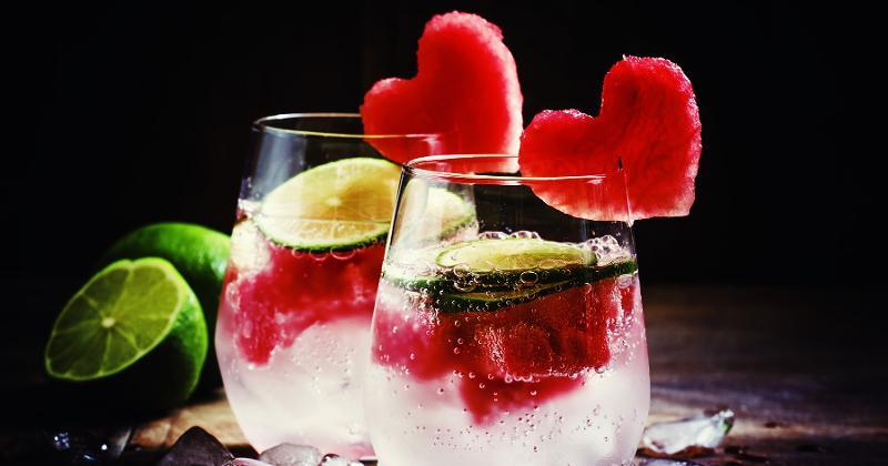 v-day drink