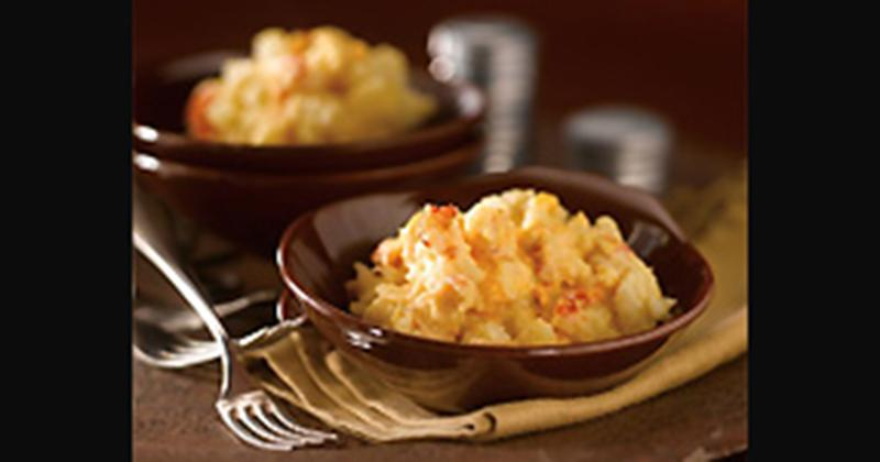 Crawfish Mashed Potatoes