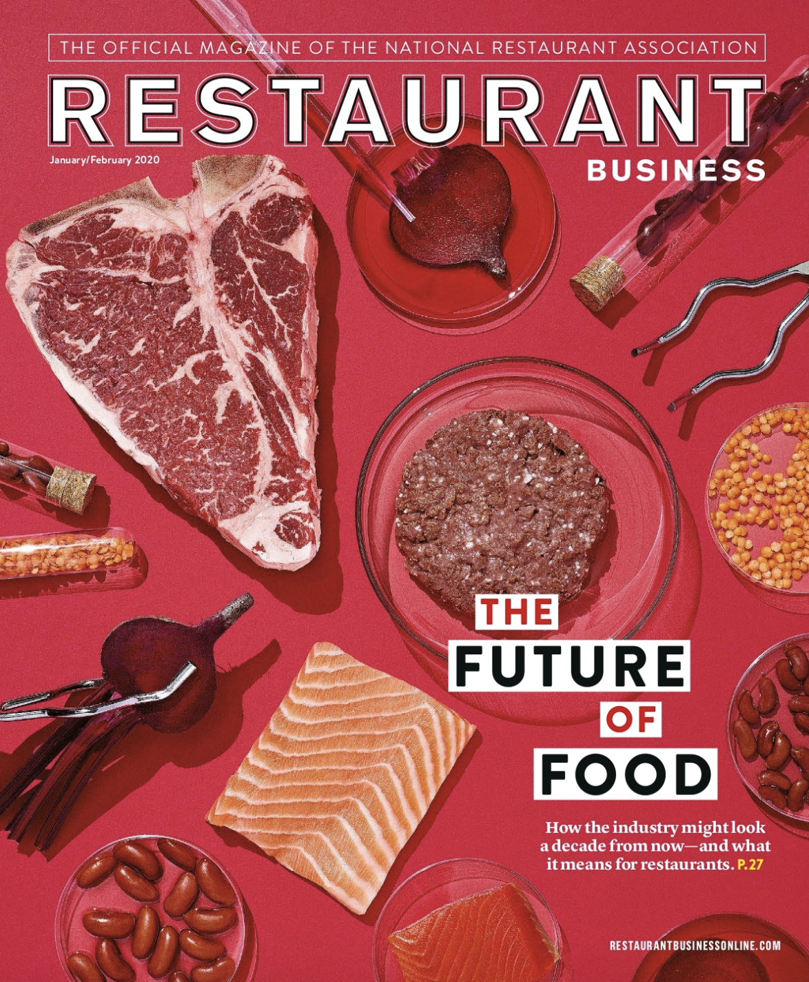 Restaurant Business Magazine January/ February 2020 Issue