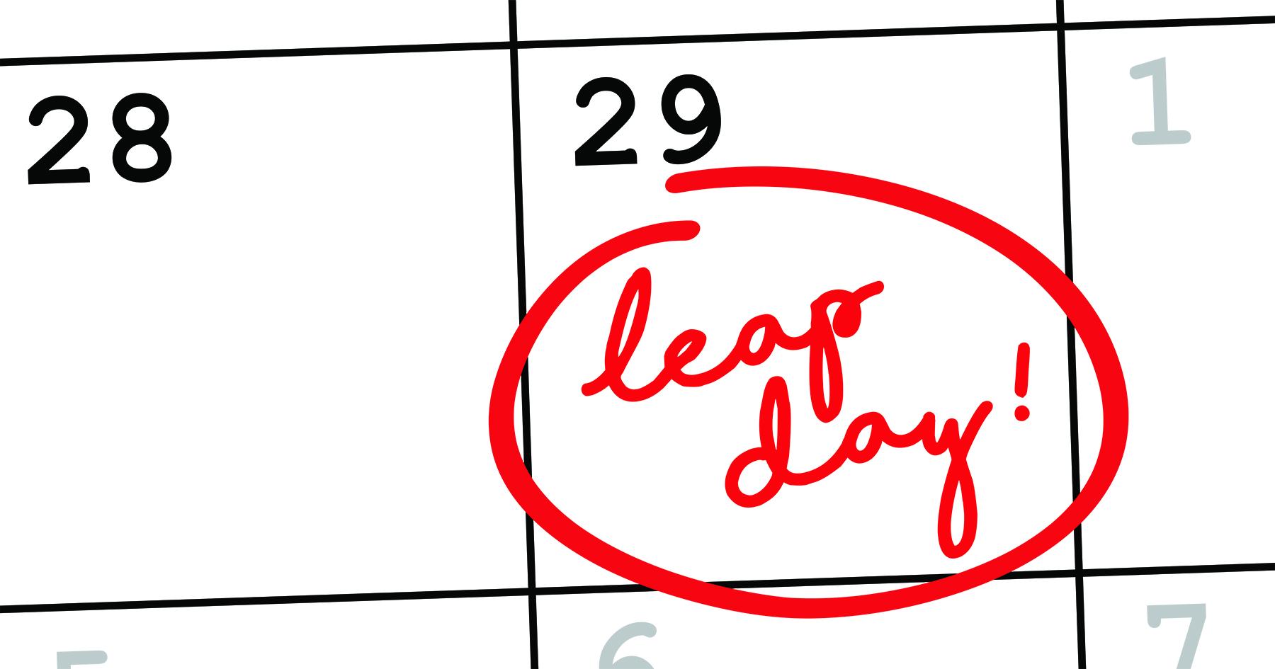 leap day Shutterstock