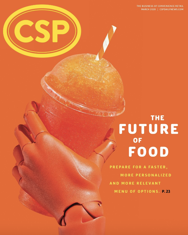 CSP Daily News March 2020 | The Future of Food  Issue