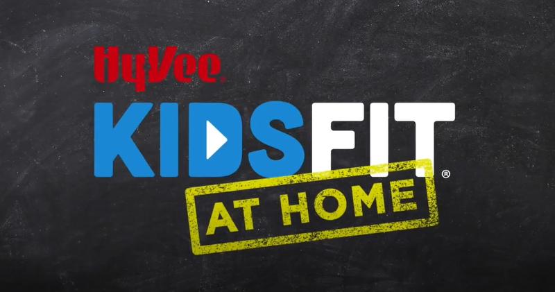 Hy-Vee Kids Fit At Home
