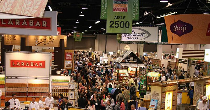 Natural Products Expo Show