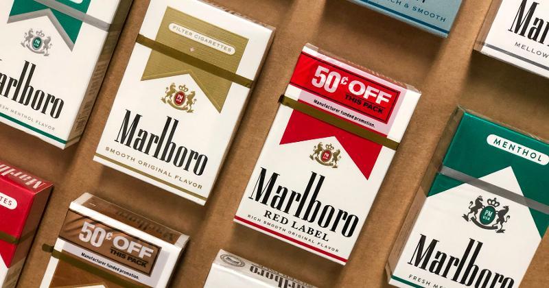 marlboro cigarettes
