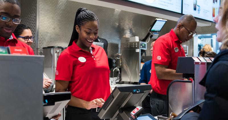 chick-fil-a workers