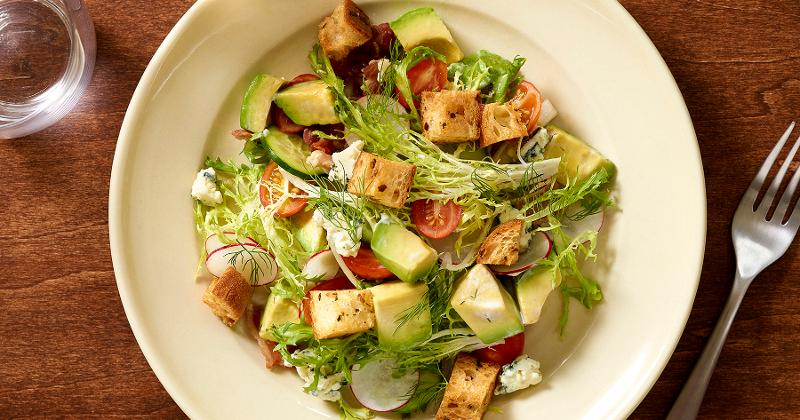 Baran's 2239 BLAT Salad