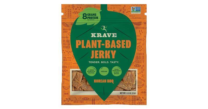Krave Plant-Based Jerky