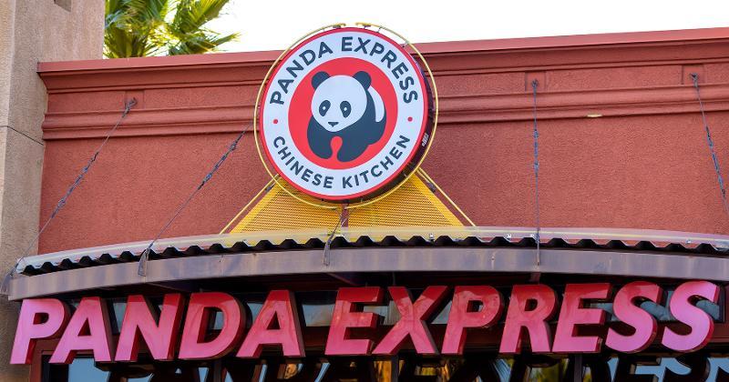 Panda Express storefront