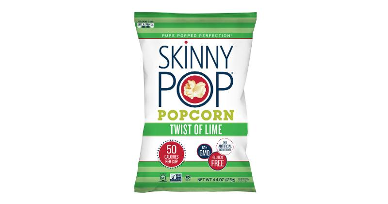 SkinnyPop Twist of Lime