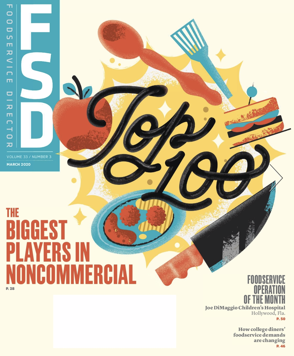 FoodService Director Magazine March 2020 Issue
