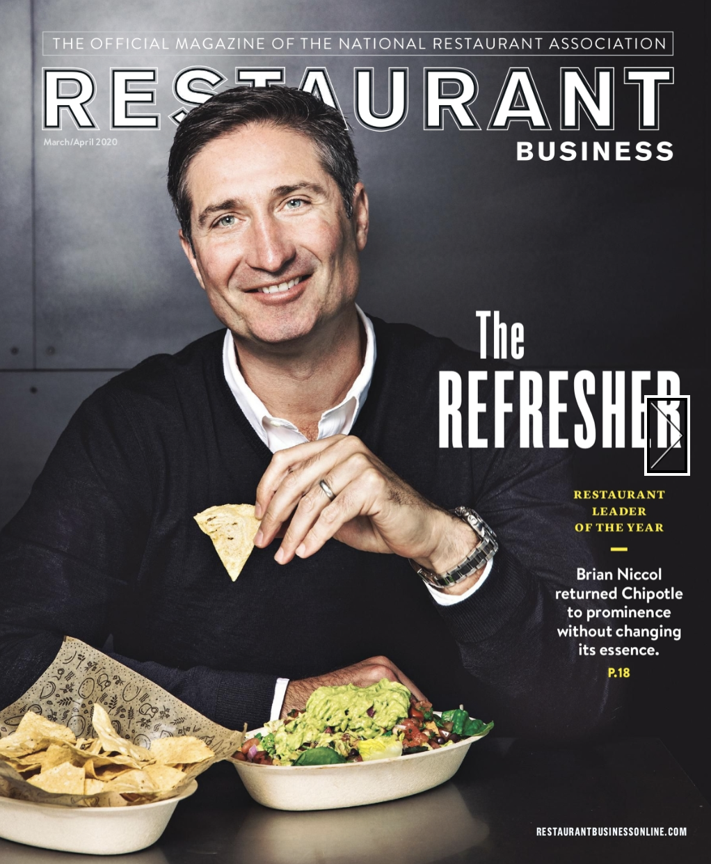 Restaurant Business Magazine March/April 2020 Issue