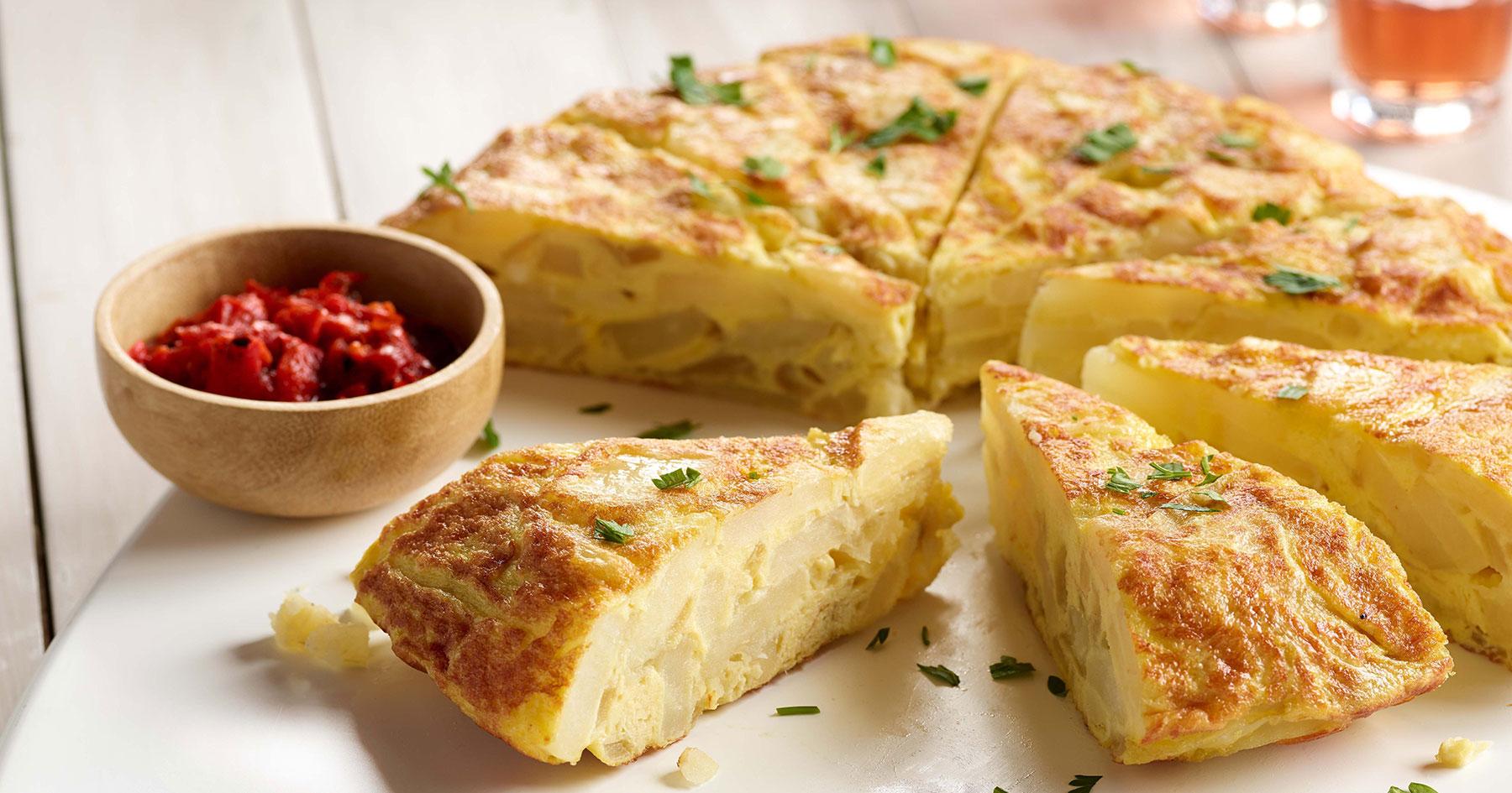 Classic Spanish Torta