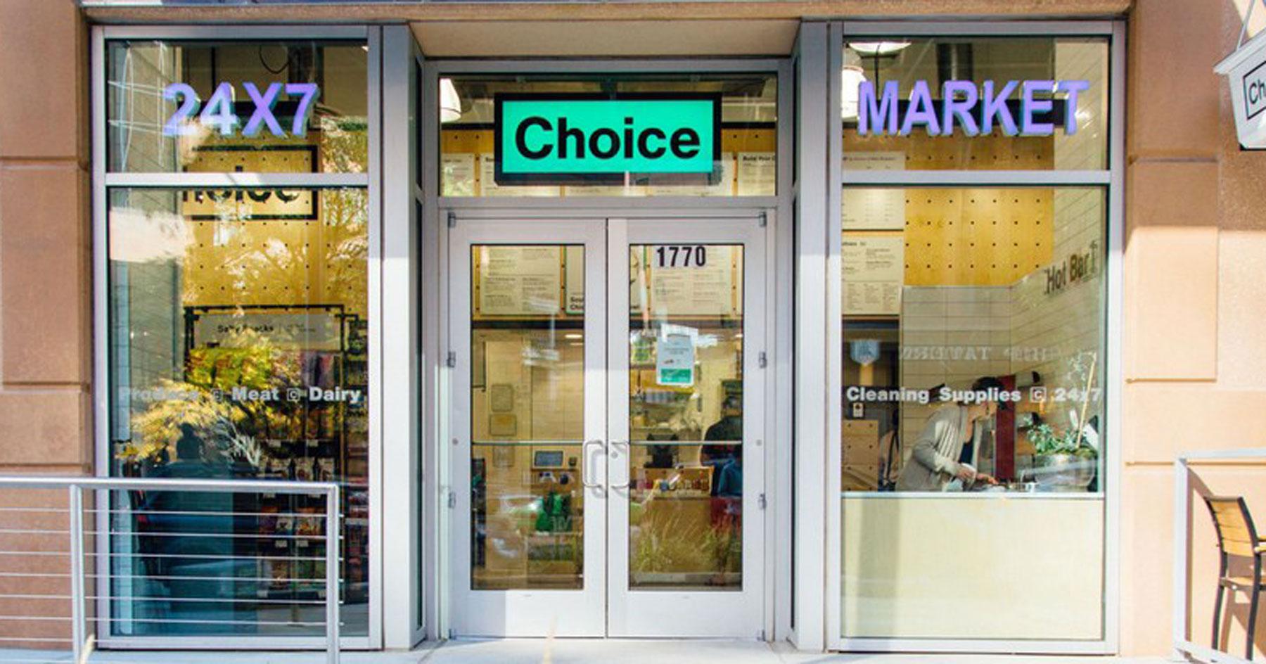 Choice Market