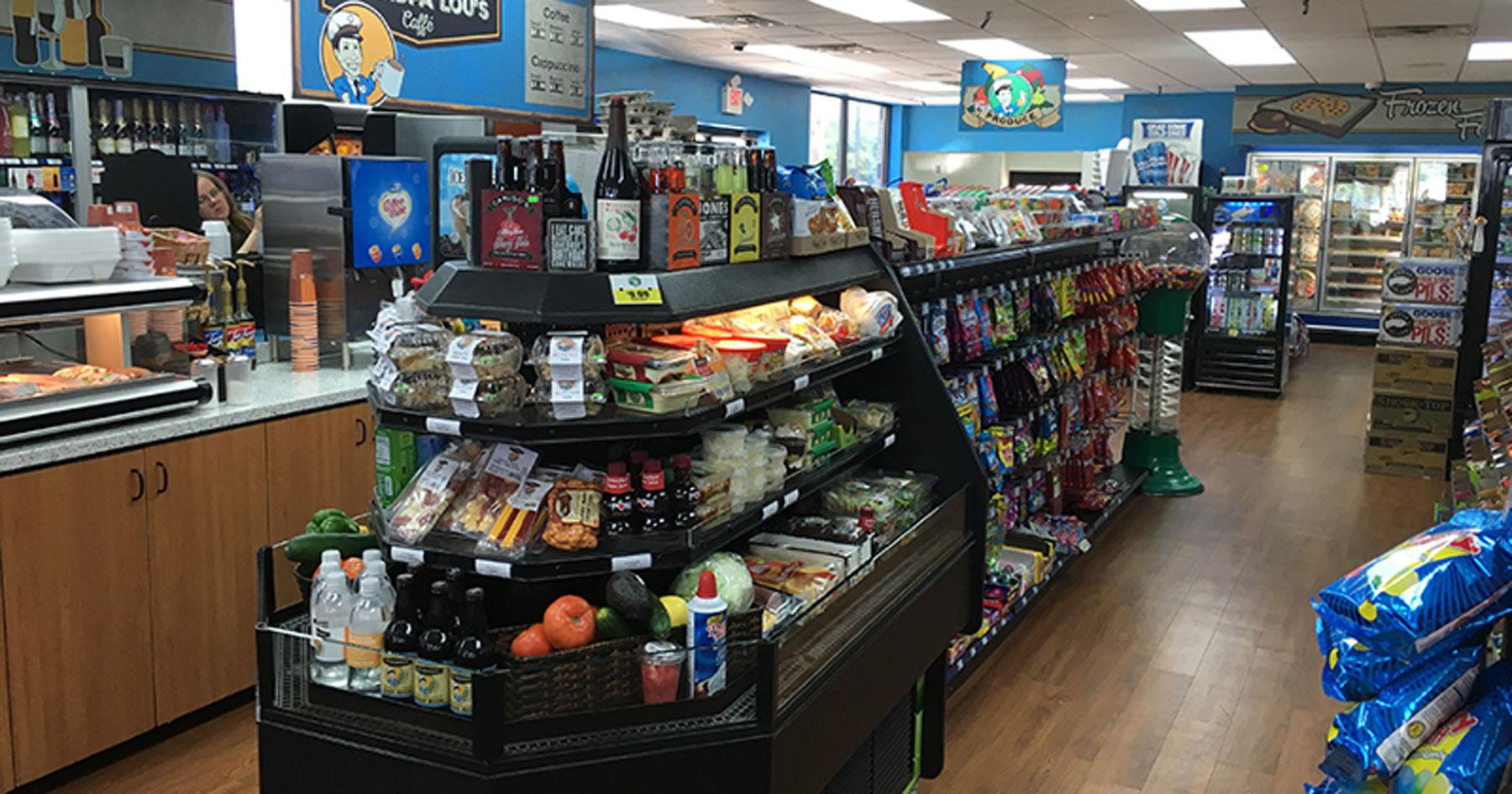 Lou Perrine's Gas & Groceries