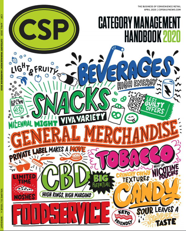 CSP Daily News Category Management Handbook | April 2020 Issue