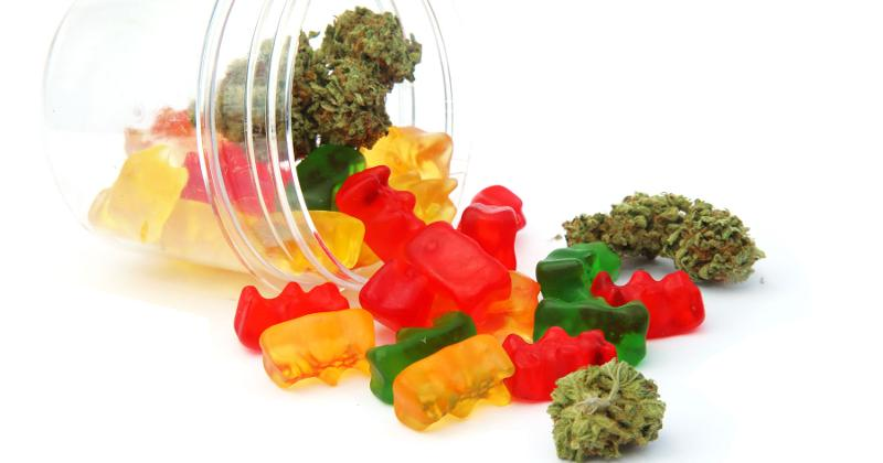 edible gummies