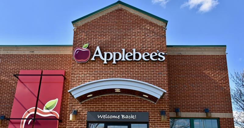 Applebees storefront