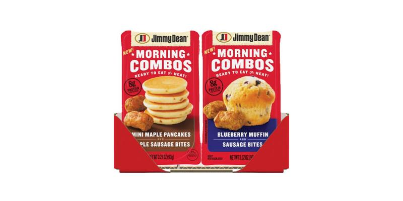 Jimmy Dean Morning Combos