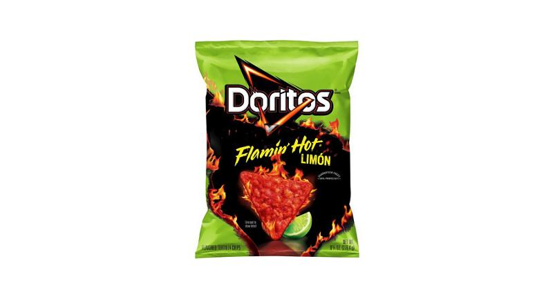 Doritos Flamin' Hot Limon