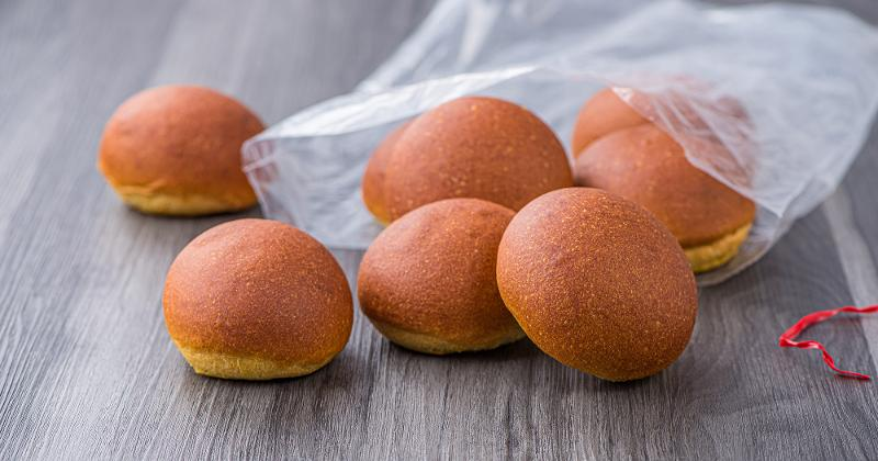 Plant-Based Roll Dough