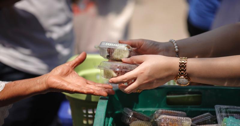food donating