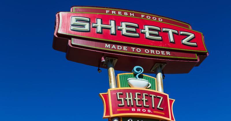 Sheetz sign