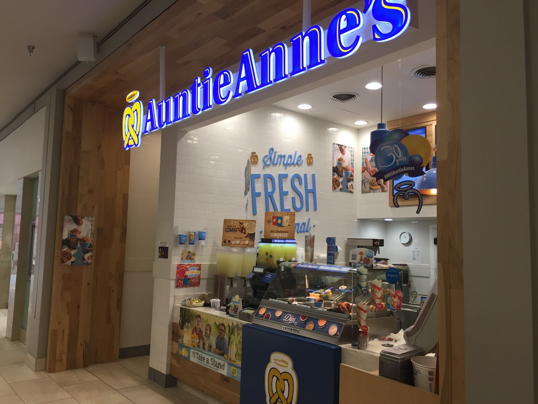 Cinnabon, Auntie Anne's parent company lays off workers