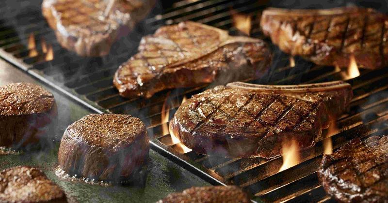 LongHorn steakhouse steaks grill