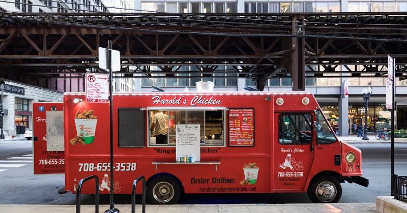 Harold's Chicken Shack Chicago