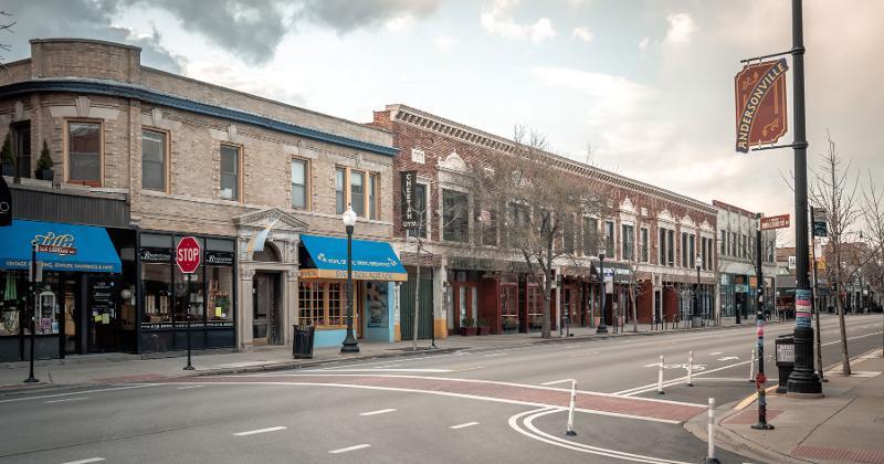 Andersonville restaurants